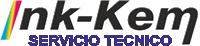 Ink-Kem Repuestos para Impresoras Laser- Ink-jet – Matriciales, Reparación, Recarga de Cartuchos, Toner, Actualización de PC, Sublimación, Artículos de Sublimación Logo